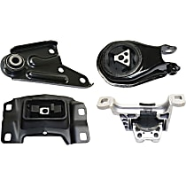 Motor Mount, Transmission Mount and Engine Torque Mount Kit