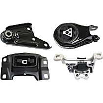 Replacement Motor Mount, Transmission Mount and Engine Torque Mount Kit