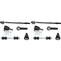 Ball Joint, Sway Bar Link and Tie Rod End Kit