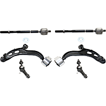 Control Arm - Front, Driver and Passenger Side, Lower