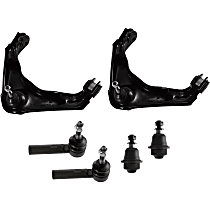 Control Arm - Front, Driver and Passenger Side, Upper, Set of 6