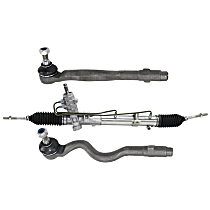 Steering Rack and Tie Rod End Kit
