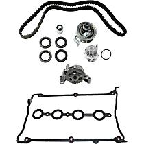 Valve Cover Gasket, Water Pump, Oil Pump and Timing Belt Kit