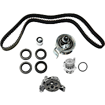 Timing Belt Kit, Water Pump and Oil Pump
