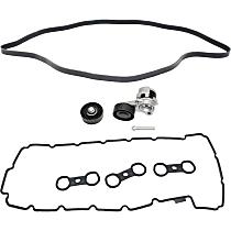 Drive Belt, Timing Belt Idler Pulley, Timing Belt Tensioner and Valve Cover Gasket Kit