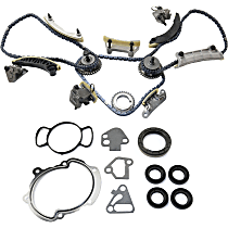 Replacement Timing Chain Kit and Timing Cover Gasket Kit