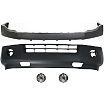 Replacement Bumper Cover and Fog Light Kit