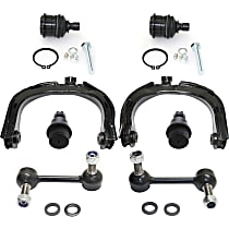 Ball Joint, Sway Bar Link and Control Arm Kit