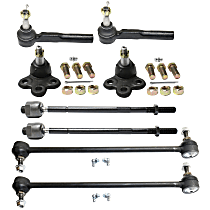 Replacement Ball Joint, Tie Rod End and Sway Bar Link Kit