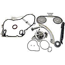 Timing Chain Kit, Water Pump and Timing Cover Gasket