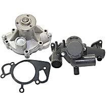 Replacement Thermostat, Water Pump and Thermostat Housing Kit