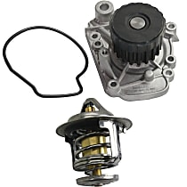 Thermostat and Water Pump Kit
