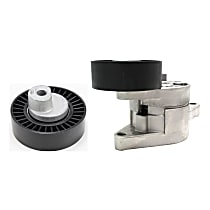 Accessory Belt Tension Pulley and Accessory Belt Tensioner Kit