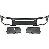 Replacement Bumper Cover and Bumper End Kit