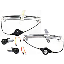 Replacement Window Regulator and Window Motor Kit