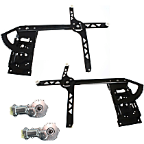 Replacement Window Motor and Window Regulator Kit