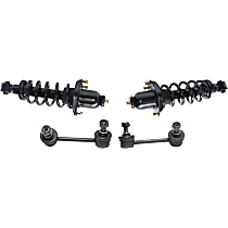 Sway Bar Link And Shock Absorber And Strut Assembly Kit