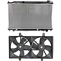 Cooling Fan Assembly and Radiator Kit