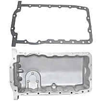 Oil Pan and Oil Pan Gasket Kit