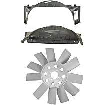 Fan Blade and Fan Shroud Kit