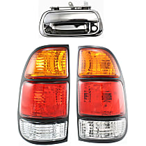 Tail Light and Tailgate Handle Kit - DOT/SAE Compliant