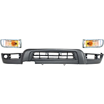 Replacement Valance and Turn Signal Light Kit - Driver and Passenger Side, OE Replacement