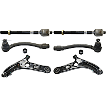 Control Arm and Tie Rod End Kit