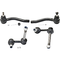 Sway Bar Link And Tie Rod End Kit