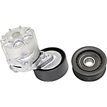 Replacement KIT1-111815-06-A Accessory Belt Idler Pulley - Direct Fit, Set of 2