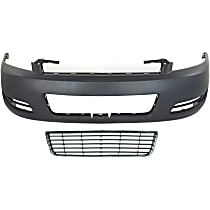 Bumper Cover and Grille Assembly Kit