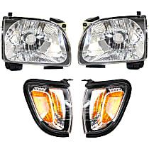 Corner Light and Headlight Kit