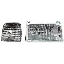 Headlight and Corner Light Kit