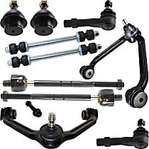Ball Joint - Front, Driver and Passenger Side, Lower