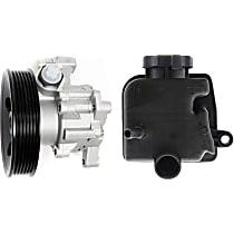 Power Steering Reservoir - Direct Fit, Set of 2