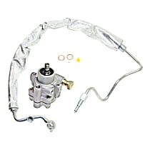 Power Steering Pump - Without Reservoir