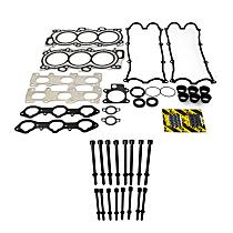 Head Gasket Set and Cylinder Head Bolt Kit
