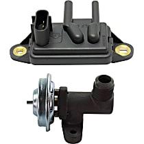 EGR Pressure Feedback Sensor and EGR Valve Kit