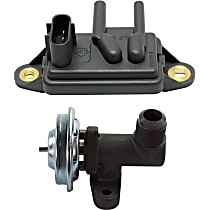 EGR Pressure Feedback Sensor and EGR Valve Kit