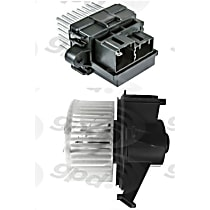 KIT1-201009-152-B Blower Motor and Resistor Kit