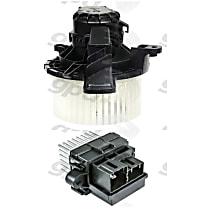 KIT1-201009-156-A Blower Motor and Resistor Kit