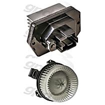 KIT1-201009-174-B Blower Motor and Resistor Kit