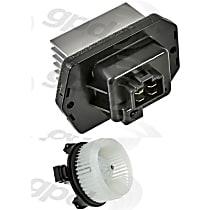 KIT1-201009-177-B Blower Motor and Resistor Kit