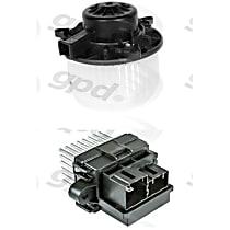 KIT1-201009-258-A Blower Motor and Resistor Kit