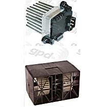 Blower Motor and Resistor Kit