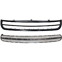 Replacement Valance and Grille Assembly Kit - Front, Lower, OE Replacement