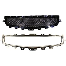 Grille Trim and Grille Assembly Kit - Direct Fit