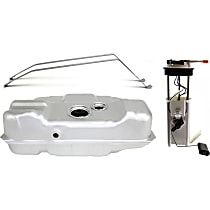 Fuel Pump, Fuel Tank And Fuel Tank Strap Kit