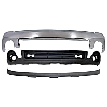 Replacement Valance and Bumper Kit - Front, OE Replacement