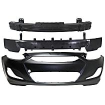 Bumper Reinforcement, Bumper Cover and Bumper Absorber Kit