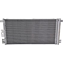 A/C Condenser - for 4-Cyl 6-CYL